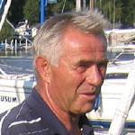 Obmann für technische Ausrüstungen Klaus Kirstein