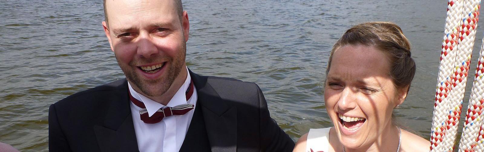 just married – Oli und Claudia Bloch 8.9.2012