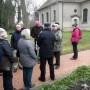 Kirchenbesichtigung in Krahne