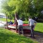 Sebastians neues Boot